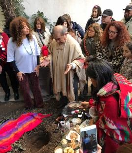 Feria de Artesanos Indígenas y Migrantes